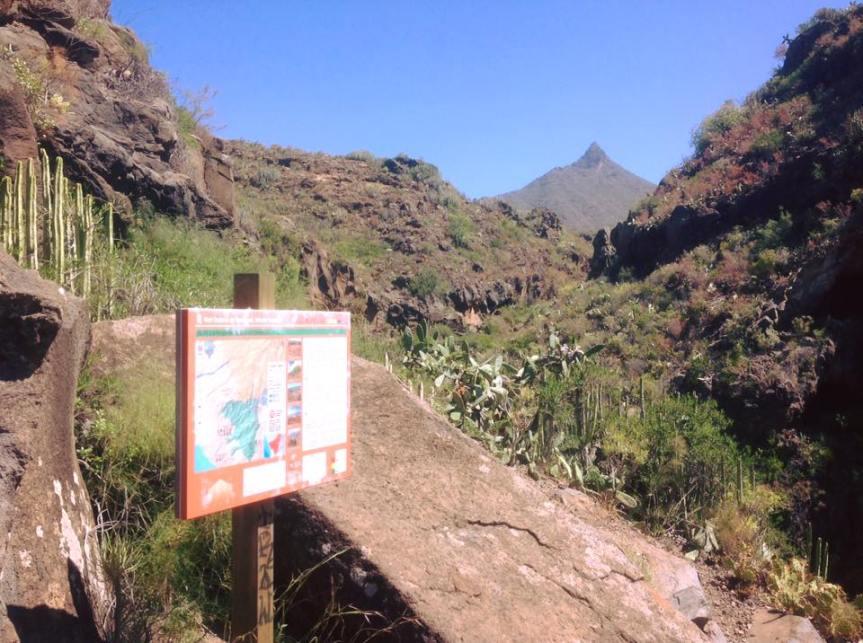 (106) Vento-Camino Viejo Adeje Circular(Arona)